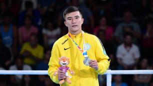 20-летний финалист юношеской Олимпиады из Казахстана одержал досрочную победу в профи