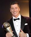 Левандовски - игрок года по версии ФИФА. Роналду обиделся