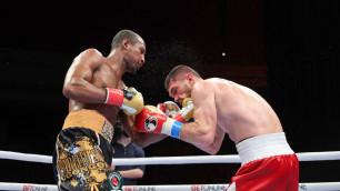 Видео нокаута, или как Али Ахмедов сенсационно проиграл бой за титул чемпиона мира