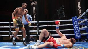 Назван виновник брутального нокаута Али Ахмедова в бою за титул чемпиона мира