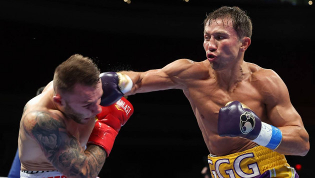 Шеремета потерпел первое поражение в карьере в бою с Головкиным