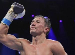 Токаев поздравил Головкина с победой в бою за два титула