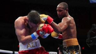 Али Ахмедов упал в мировом рейтинге после поражения нокаутом в бою за титул чемпиона мира
