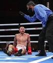 Поляка Шеремету отстранили от бокса после поражения от Головкина в бою с четырьмя нокдаунами
