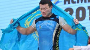 Чемпион мира и лишенный трех медалей ЧМ. Кто уже вряд ли вернется в сборную Казахстана по тяжелой атлетике