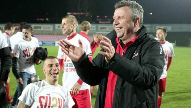 Приводивший трижды клуб из Европы к чемпионству тренер может вернуться в КПЛ