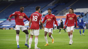"""""""Манчестер Юнайтед"""" установил новый рекорд в АПЛ"""