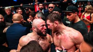 Магомеду Исмаилову вынесли наказание за массовую драку на турнире Fight Nights в Москве