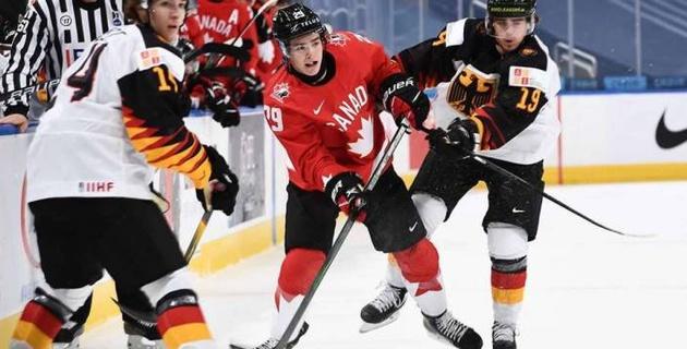 Канадские хоккеисты побили рекорд, установленный в матче с Казахстаном