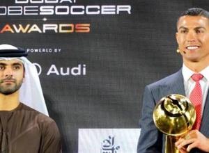 Роналду и Гвардиола признаны лучшим футболистом и тренером столетия