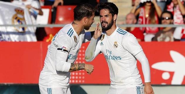 """Футболист """"Реала"""" попросил выставить его на трансфер после конфликта с Серхио Рамосом"""