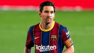 """Месси ответил на вопрос о своем будущем в """"Барселоне"""""""