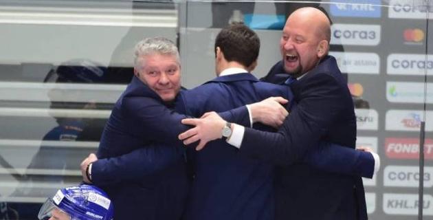 """""""Он еще побьет все рекорды"""". В """"Барысе"""" оценили работу Михайлиса и его успешность в КХЛ"""
