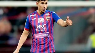 Зайнутдинов подорожал в цене и установил рекорд рыночной стоимости среди футболистов Казахстана