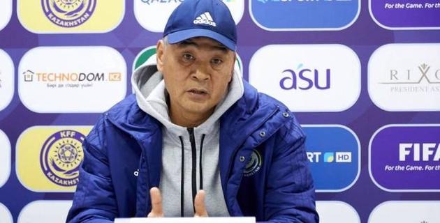 Стало известно, кто вошел в тренерский штаб Байсуфинова в сборной Казахстана