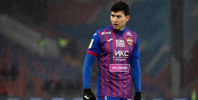 Бахтиер Зайнутдинов вошел в десятку самых подорожавших футболистов чемпионата России