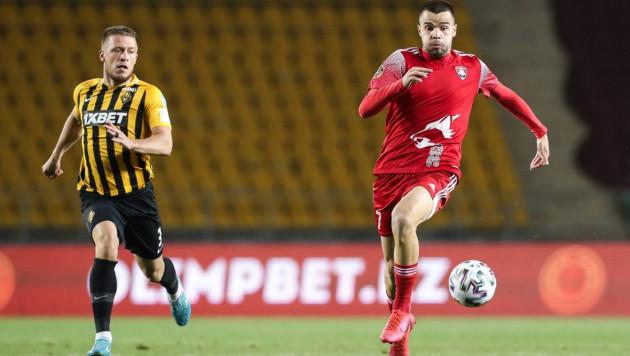Покинувший дебютанта еврокубков от Казахстана форвард нашел новый клуб в Европе