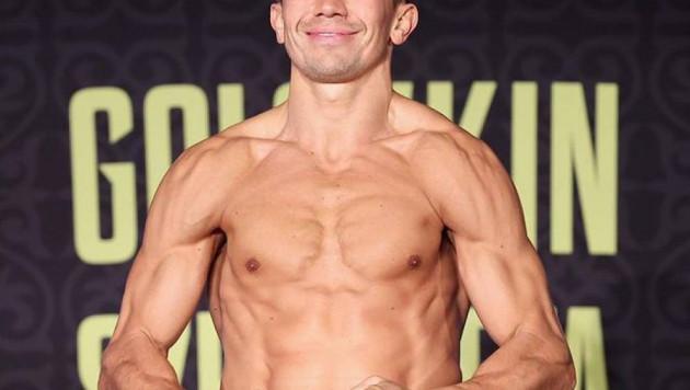 Головкина включили в топ-15 лучших боксеров 2020 года