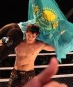 """Промоушен Хабиба задумал устроить бой между казахстанским чемпионом и """"Пираньей"""""""