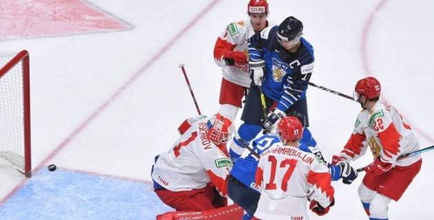 Сборная России осталась без медалей на молодежном чемпионате мира по хоккею