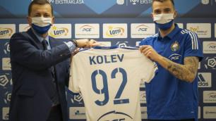 Официально объявлено о трансфере футболиста с опытом игры в Казахстане