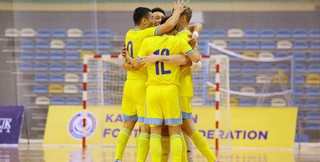 Чемпионат мира по футзалу с участием сборной Казахстана могут отменить