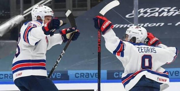 Сборная США обыграла Канаду в финале МЧМ по хоккею