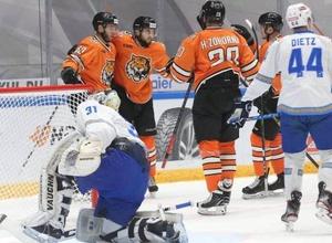 """Неожиданный и легкий нокдаун, или как """"Барыс"""" был разбит конкурентом в КХЛ"""