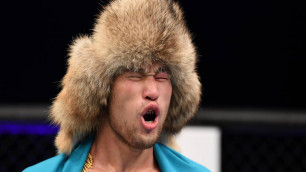 Досрочная победа Шавката Рахмонова попала в топ-10 лучших дебютов в UFC за 2020 год