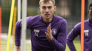 В Англии заинтересовались футболистом сборной Казахстана. Его может подписать лидер чемпионата