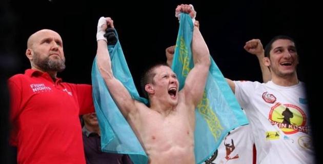 Билеты на турнир UFC с поединками двух казахстанцев и главным боем МакГрегора распроданы