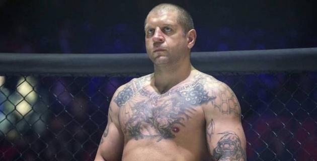 Александр Емельяненко может подраться с бывшим соперником своего брата Федора