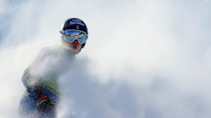 В сети появилось видео жуткого падения горнолыжника на этапе Кубка мира