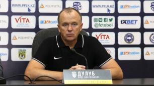 Тренер с опытом работы в Казахстане может вернуться в свой прежний клуб