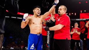 Бразильский нокаутер и скандальный экс-боец UFC, или с кем будут драться казахстанцы на этой неделе