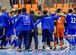 Казахстан номинирован на звание лучшей футзальной сборной мира, а Игита - лучшего вратаря
