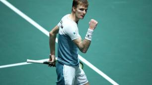 Бублик обыграл первую ракетку турнира ATP в Турции и вышел в полуфинал