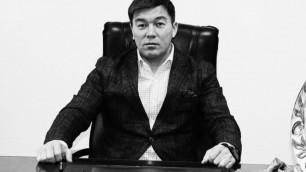 Умер директор казахстанского футбольного клуба