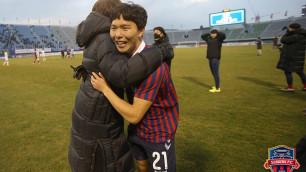 """""""Корейский Месси"""" провалился в """"Кайрате"""", но получил второй шанс на родине и вместе с экс-игроком КПЛ вывел команду в высший дивизион"""