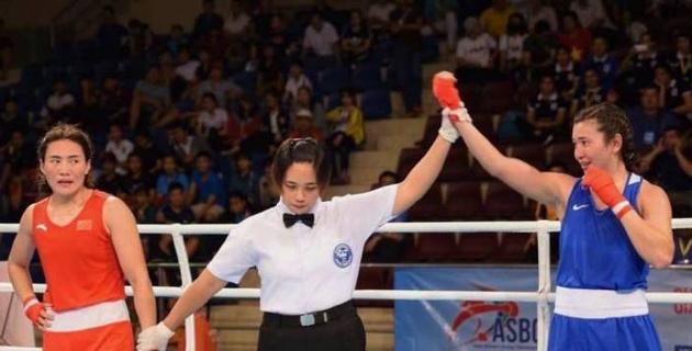 Обойдет чемпионку мира? В бокс после замужества и рождения ребенка возвращается победительница ЧА-2017