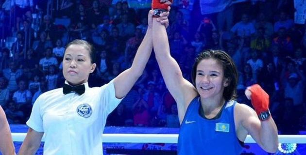 Казахстанские боксерши вышли в полуфинал Кубка наций