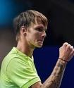 В середине матча я получил травму и хотел сняться - Бублик о выходе в финал турнира ATP в Турции