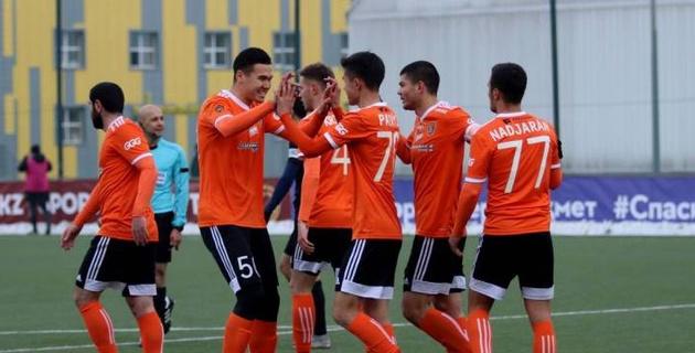 Участник еврокубков от Казахстана приступил к первым сборам. Клуб остается без тренера