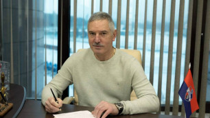 Зарубежный клуб сообщил о подписании тренера с опытом работы в Казахстане