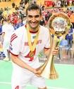"""Футзальный """"Кайрат"""" объявил о переходе известного игрока перед матчем в Лиге чемпионов"""