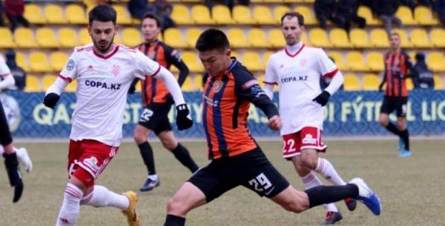 Клуб КПЛ заинтересовался экс-защитником молодежной сборной Казахстана