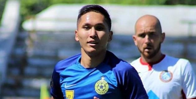 Футболист сборной Кыргызстана заинтересовал клуб КПЛ