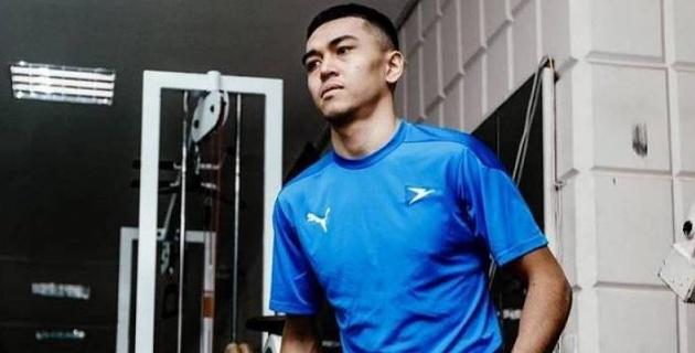 Российский клуб казахстанского футболиста завершил первый сбор