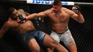 UFC разрешит бойцам употреблять марихуану на особых условиях