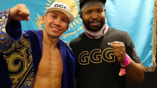С нетерпением жду новых чемпионских боев - тренер Головкина и Ахмедова о планах на 2021 год